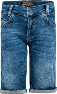 Blue Effect Jungen Sweat-Jeans-Short/Bermuda blue denim NORMAL