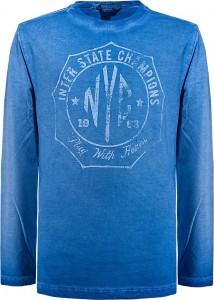 Blue Effect Jungen Langarm-Shirt/Longsleeve STATE CHAMPION blau
