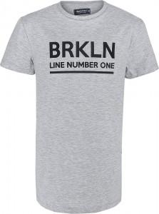 Blue Effect Jungen T-Shirt BRKLYN hellgrau melange