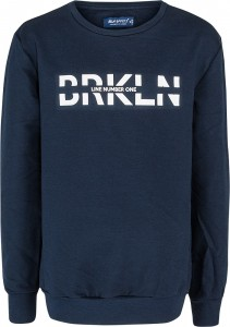 Blue Effect Jungen Sweat-Shirt/Sweater BRKLYN nachtblau 152