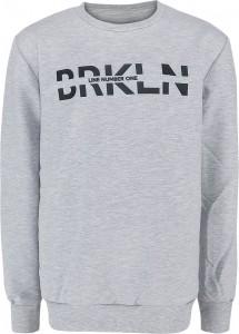 Blue Effect Jungen Sweat-Shirt/Sweater BRKLYN hellgrau melange