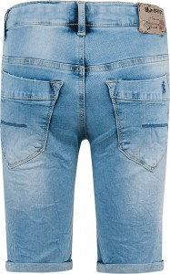 Blue Effect Jungen Short/Bermuda light blue destroyed NORMAL