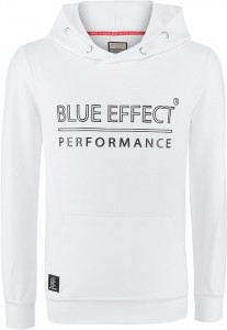 Blue Effect Jungen Kapuzen-Sweat-Shirt/Hoodie BLUE EFFECT weiß