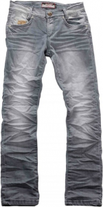 Blue Effect Jungen Jeans 219 grau NORMAL