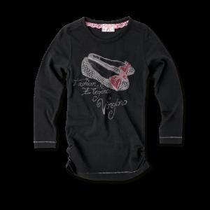 Vingino Langarm-Shirt / Longsleeve JESSA schwarz