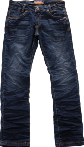 Blue Effect Jungen Jeans Röhre dunkelblau destroyed NORMAL