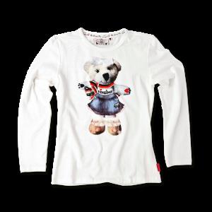 Vingino Langarm-Shirt / Longsleeve HOLLIS offwhite