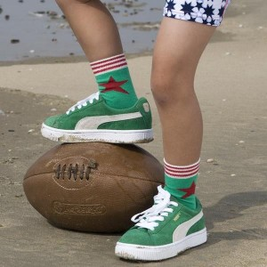 Bonnie Doon Star Socken lucky