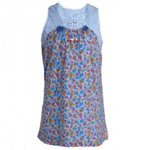 Muy Malo Top/Tunika Flower little boy blue