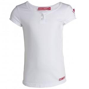 Muy Malo Basic-T-Shirt weiss