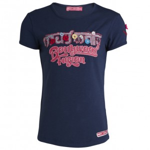 Muy Malo T-Shirt dark denim
