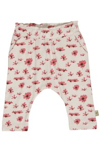 Hust & Claire Sweat-Hose Flowers nude rose