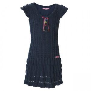 Muy Malo Strick-Tunika/Kleid orion blue