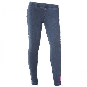 Muy Malo Legging gerippt orion blue