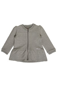 Hust & Claire Sweat-Jacke/ Cardigan grey melange