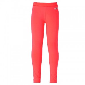 Muy Malo Basic-Legging rouge red