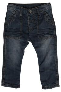 Hust & Claire gefütterte Jeans-Hose denim