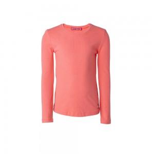 Muy Malo Basic Langarm-Shirt/Longsleeve diva pink