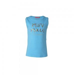 Muy Malo Tanktop mit Muy Malo Logo blue atoll