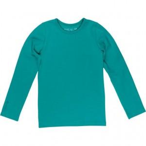 Kiezel-tje Basic-Langarm-Shirt/Longsleeve green