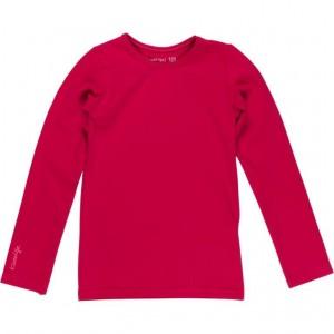 Kiezel-tje Basic-Langarm-Shirt/Longsleeve pink