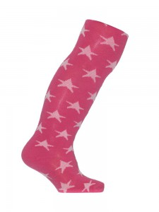 Bonnie Doon Baby Strumpfhose A STAR IS BORN pink