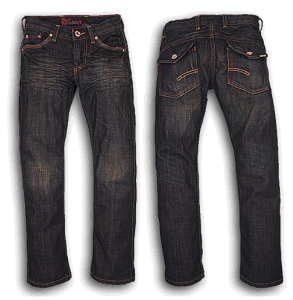 RETOUR Jeans Jameson dark blue denim