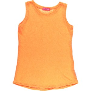 Kiezel-tje Top neon orange