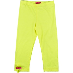 Kiezel-tje 3/4-Legging neon yellow