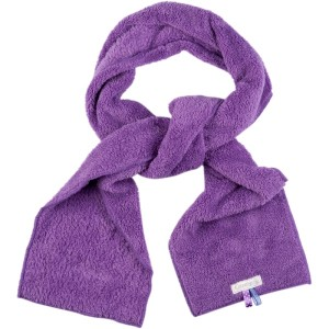 Kiezel-tje Teddy-Schal purple