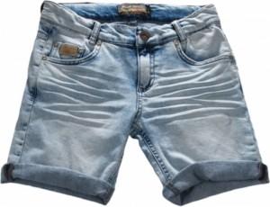 Blue Effect Jungen Jeans-Short ice washed