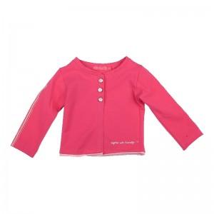 Kiezel-tje Mini Cardigan pink