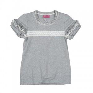 Mim-Pi T-Shirt grau melange