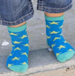 Bonnie Doon Baby Socken Star System surf