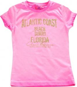 Blue Effect Mädchen T-Shirt neon pink