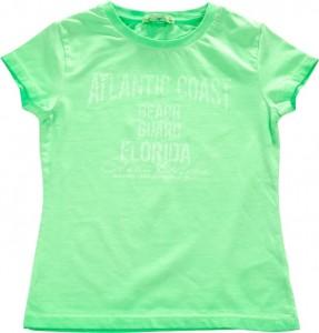 Blue Effect Mädchen T-Shirt neon grün