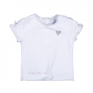 Mim-Pi T-Shirt ecru