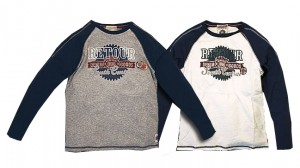 RETOUR Jeans Shirt Longsleeve Milo grey melange
