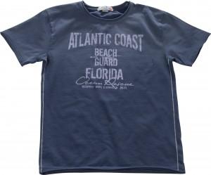 Blue Effect Jungen T-Shirt marine farbverlauf