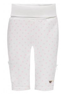 Steiff Legging Herzen barely pink / rose