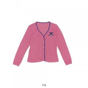 Mim-Pi Strickjacke/Cardigan soft pink