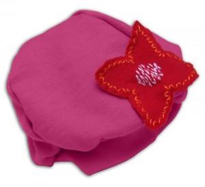 Keedo - Mütze red earth pink