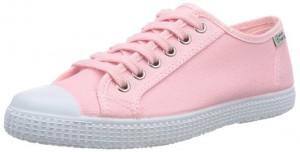 NATURAL WORLD Mädchen Schuhe Schnürer rosa