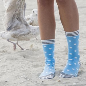 Bonnie Doon Juicy Dots Socken aquatic