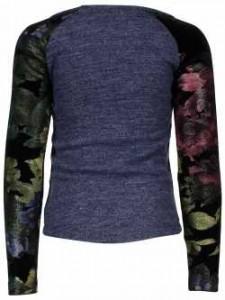 LIKE FLO Langarm-Shirt/Longsleeve blue mele