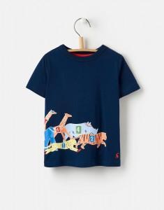 Joules Jungen T-Shirt GRAY race