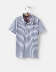 Joules Jungen Polo-Shirt TOMFLAG Streifen