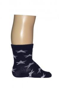 Bonnie Doon Baby Socken A STAR IS BORN navy