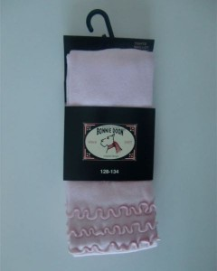 Bonnie Doon Frou Frou Strumpfhose rosa