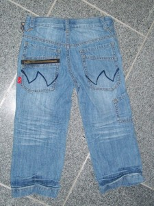 Whoopi Jeans blue denim